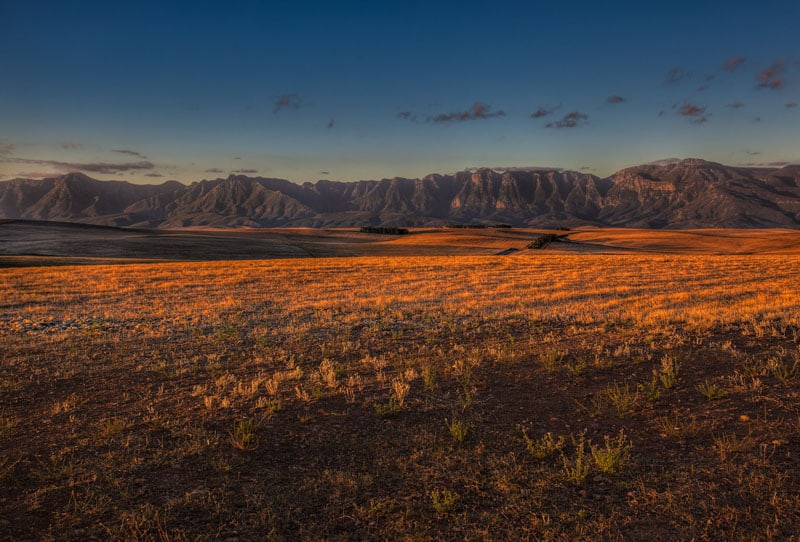 south africa photos mountains