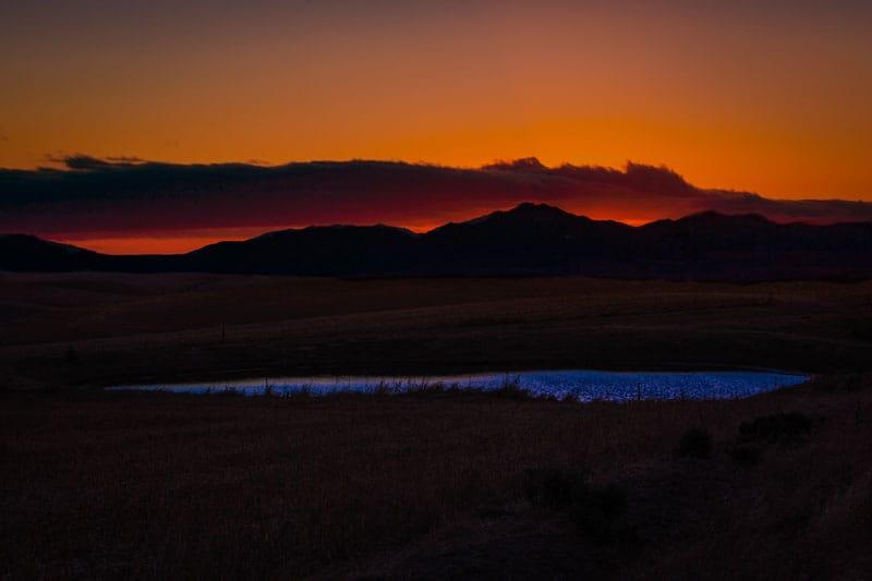 south africa photos sunset