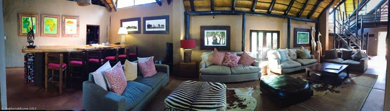 south africa wildlife lodge