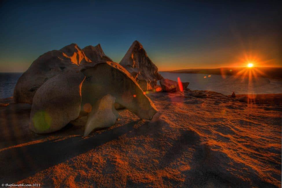 Remarkable Rocks South Australia