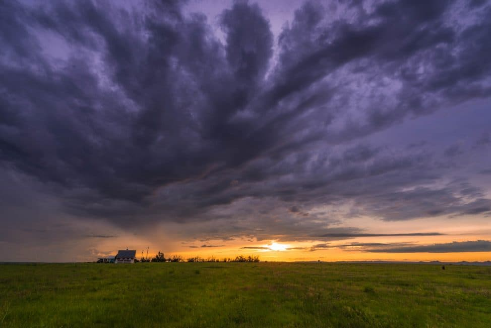 things to do in South Dakota sunset