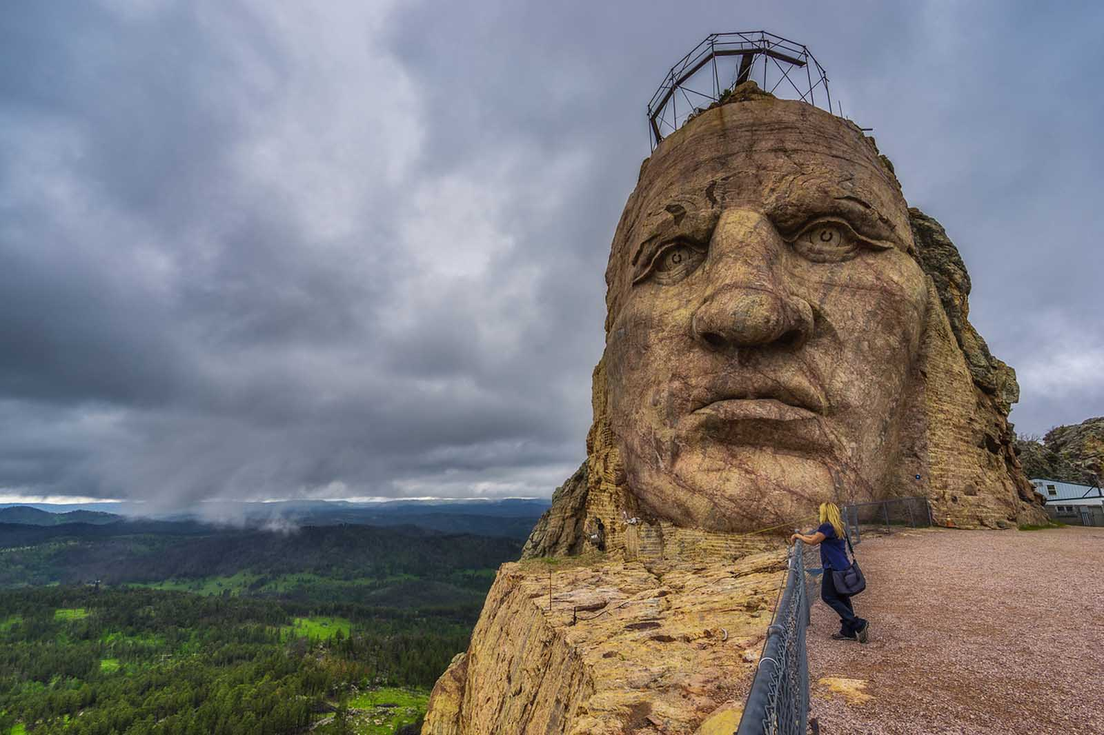 south dakota attractions crazy horse