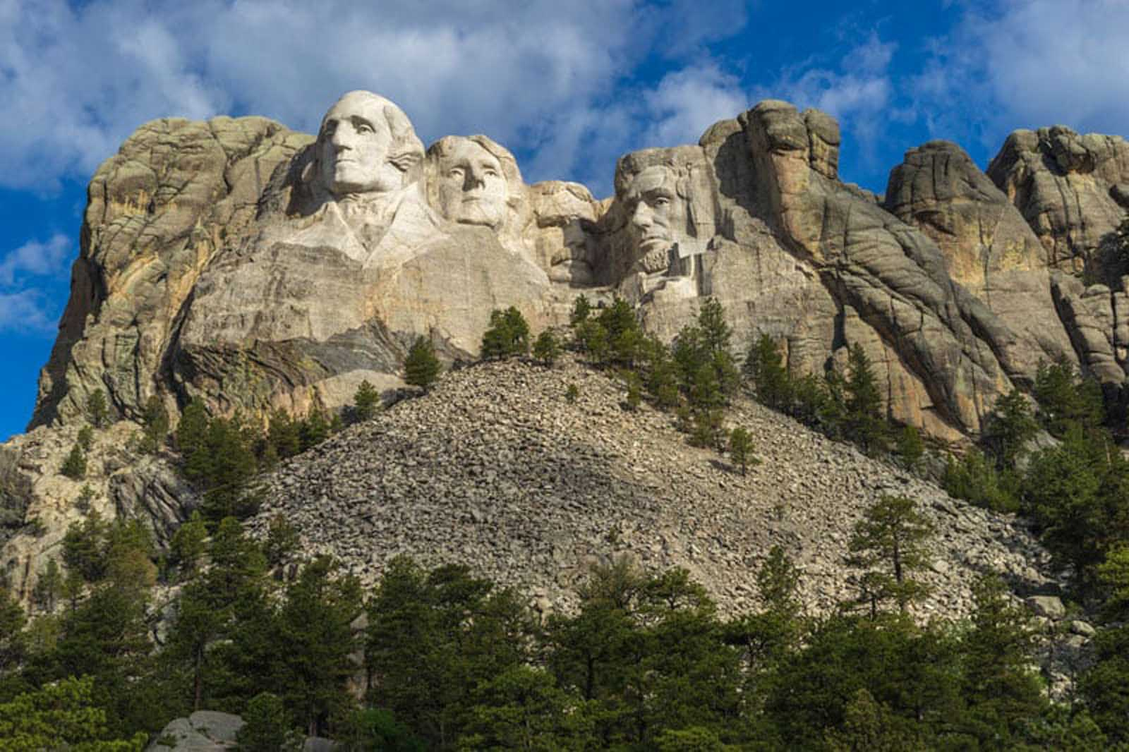 south dakota attractions mount rushmore