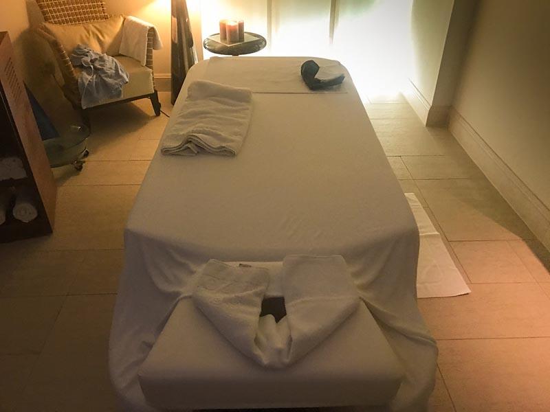 spa at westin resort greece