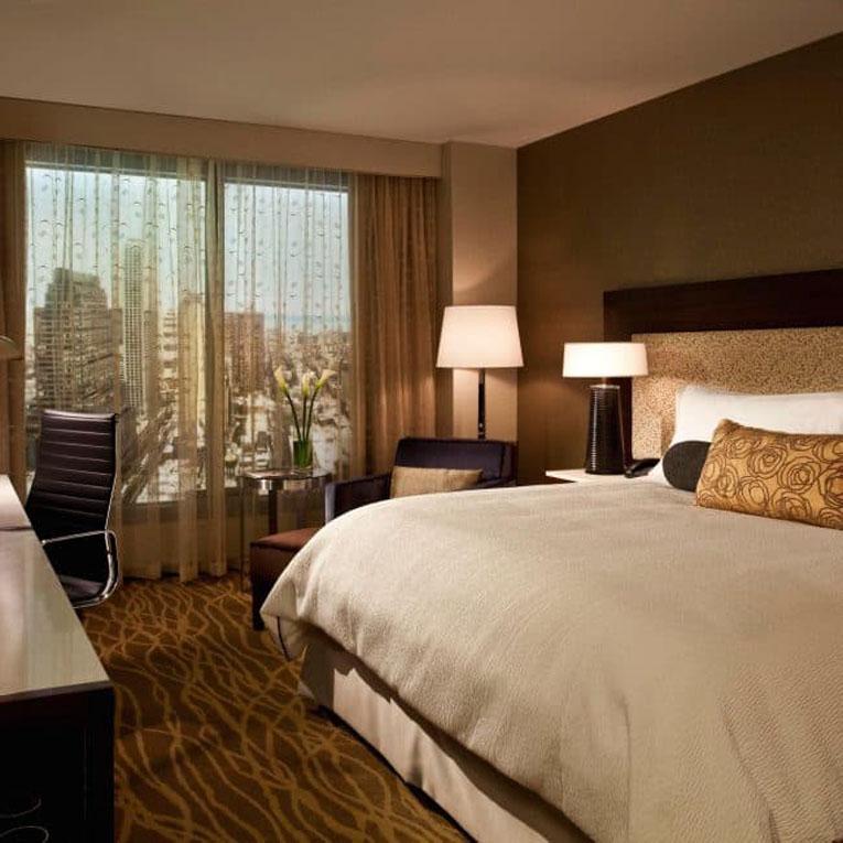 hotel spring travel