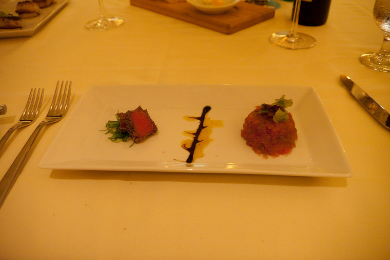 st kitts marriott appetizer