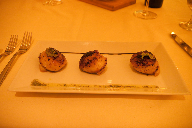 st kitts marriott scallops