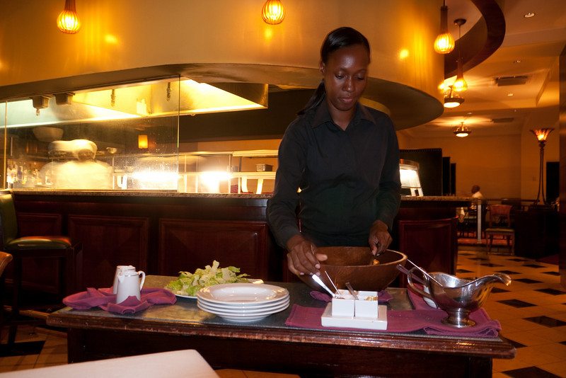 Delicious Dining at St. Kitts Marriott