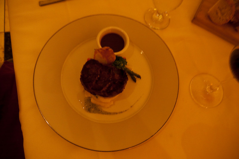 steak at marriott