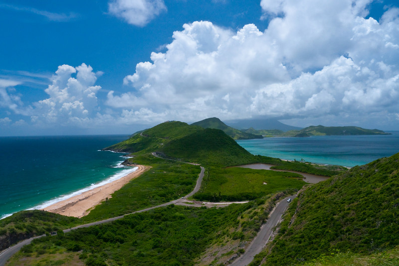 roads on st kitts