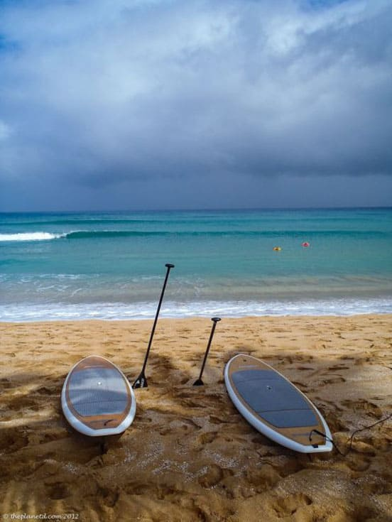 Stand Up Paddle Board – A Lesson in Maui