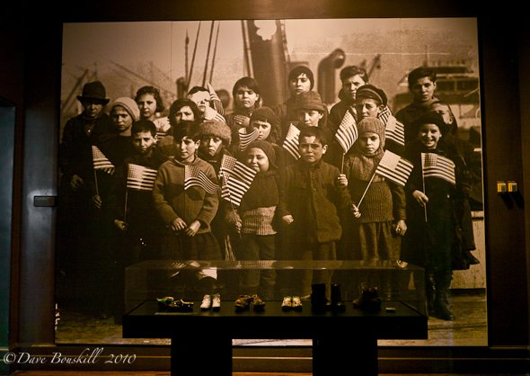 ellis island tips photographie