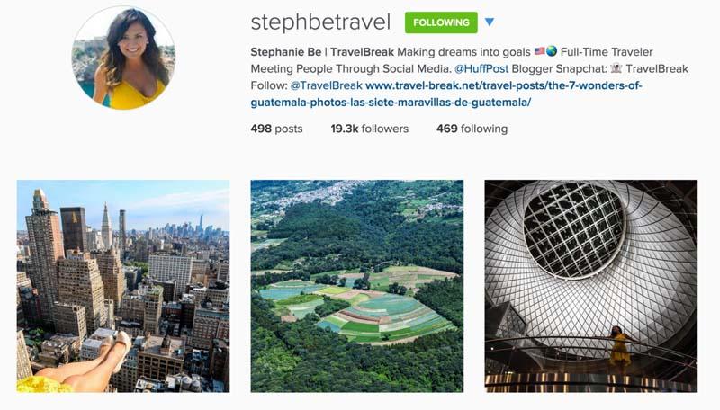 steph b travel