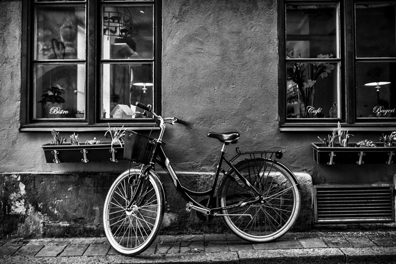 stockholm pictures bicycle