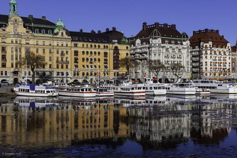 beautiful cities in europe stockholm
