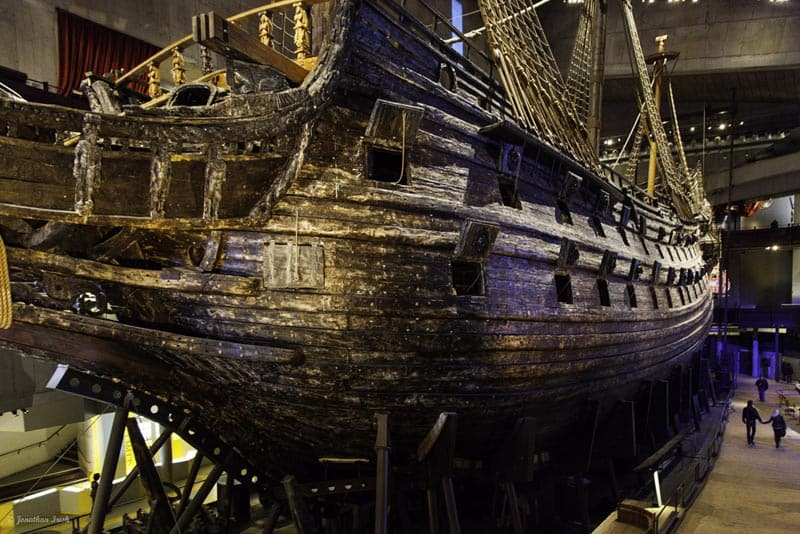 pictures of Stockholm viking ship