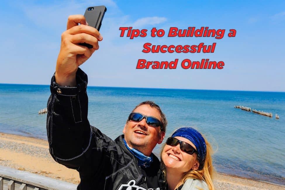 4 Easy Tips on How to Build a Successful Brand Online