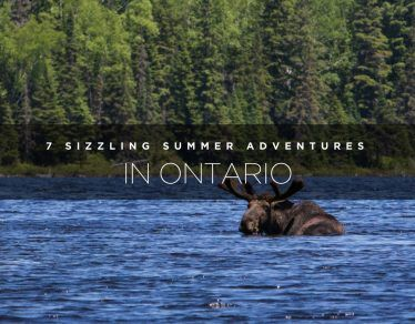 summer adventures in Ontario