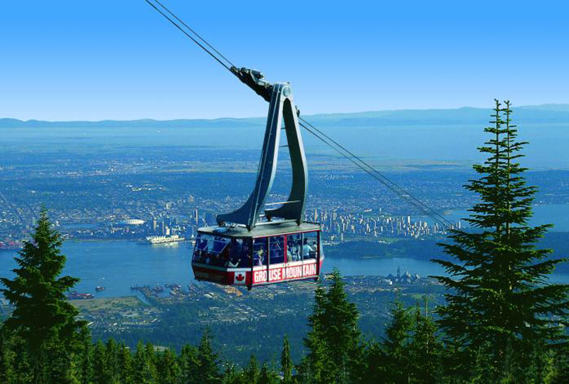 summer backpacking toronto vancouver gondola