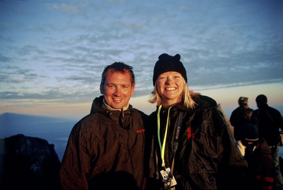 Mount Kinabalu-Malaysian Borneo-Summit