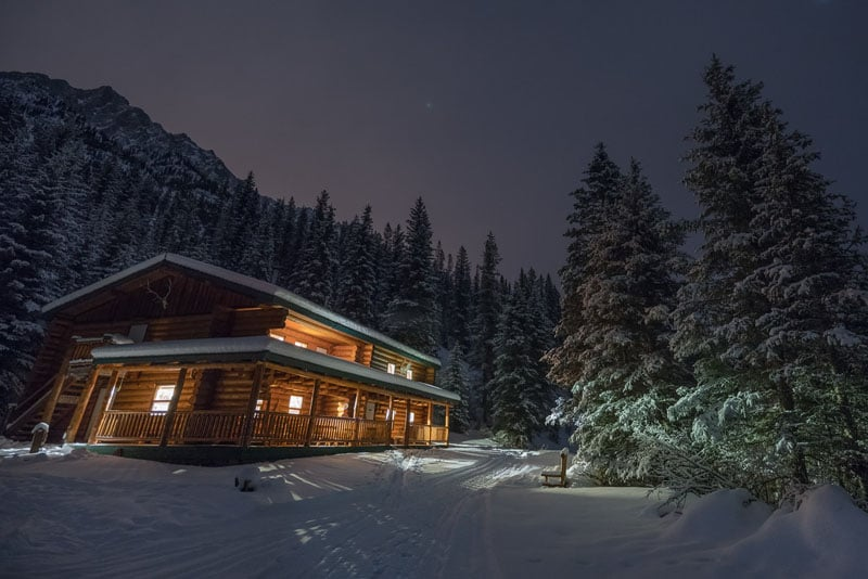 sundance lodge banff winter activities