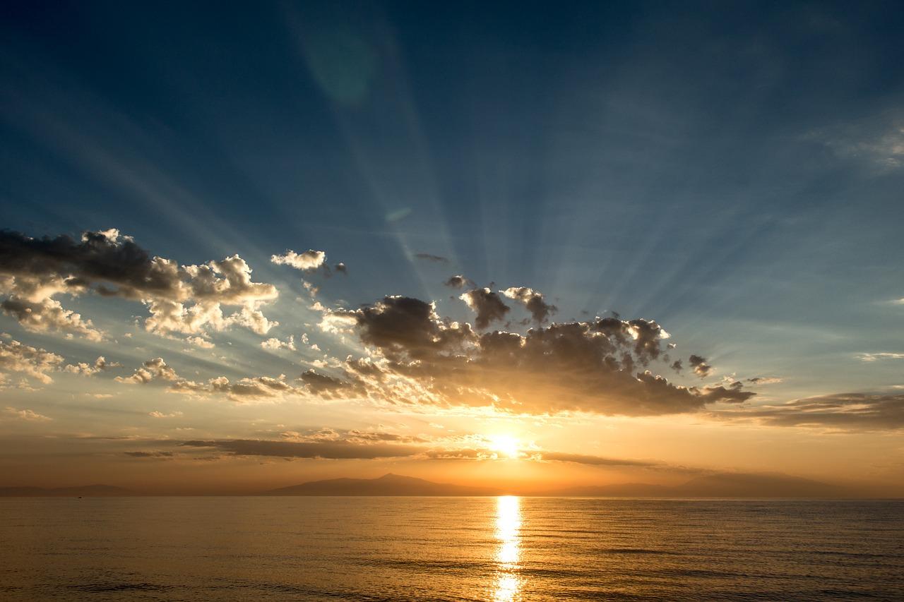 halkidiki greece travel guide sunset