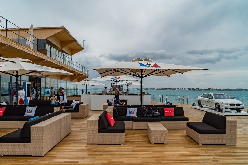 private lounge americas cup