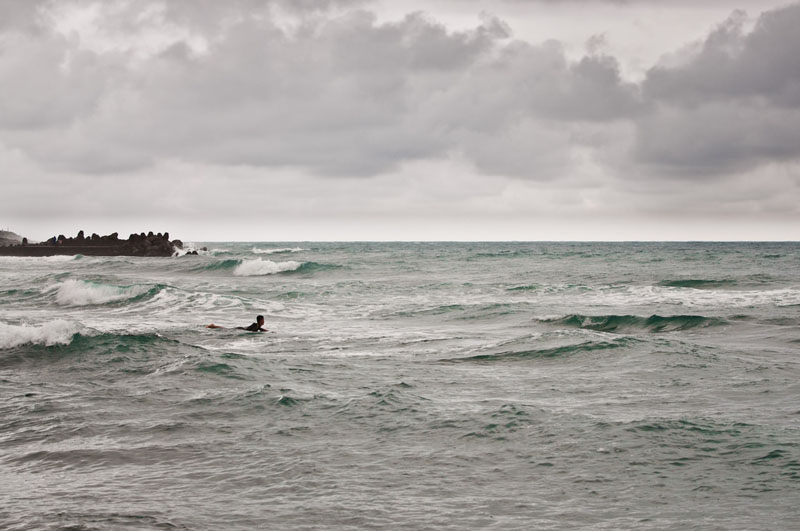 surfing taiwan calm water