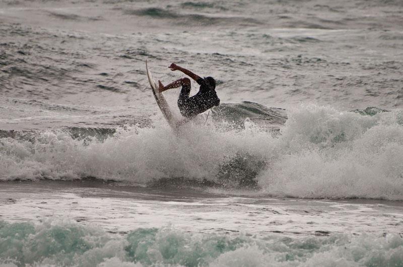 Surfing Taiwan – Jinshan Adventure in Photos