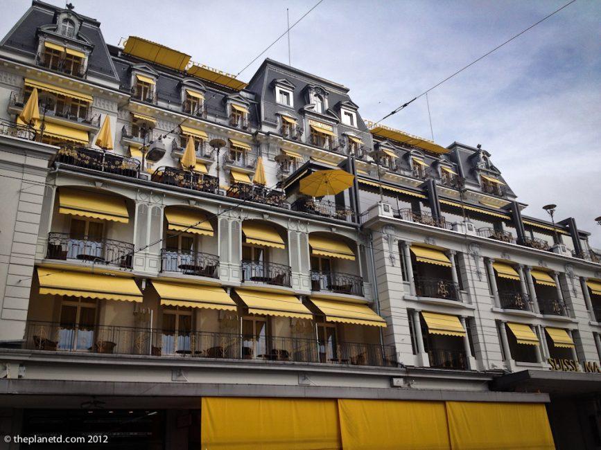 hotel suisse magestic