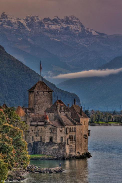 switzerland pictures lake
