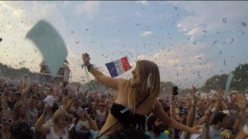 sziget festival celebration