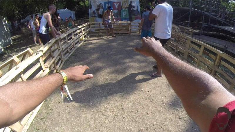 sziget festival ability park