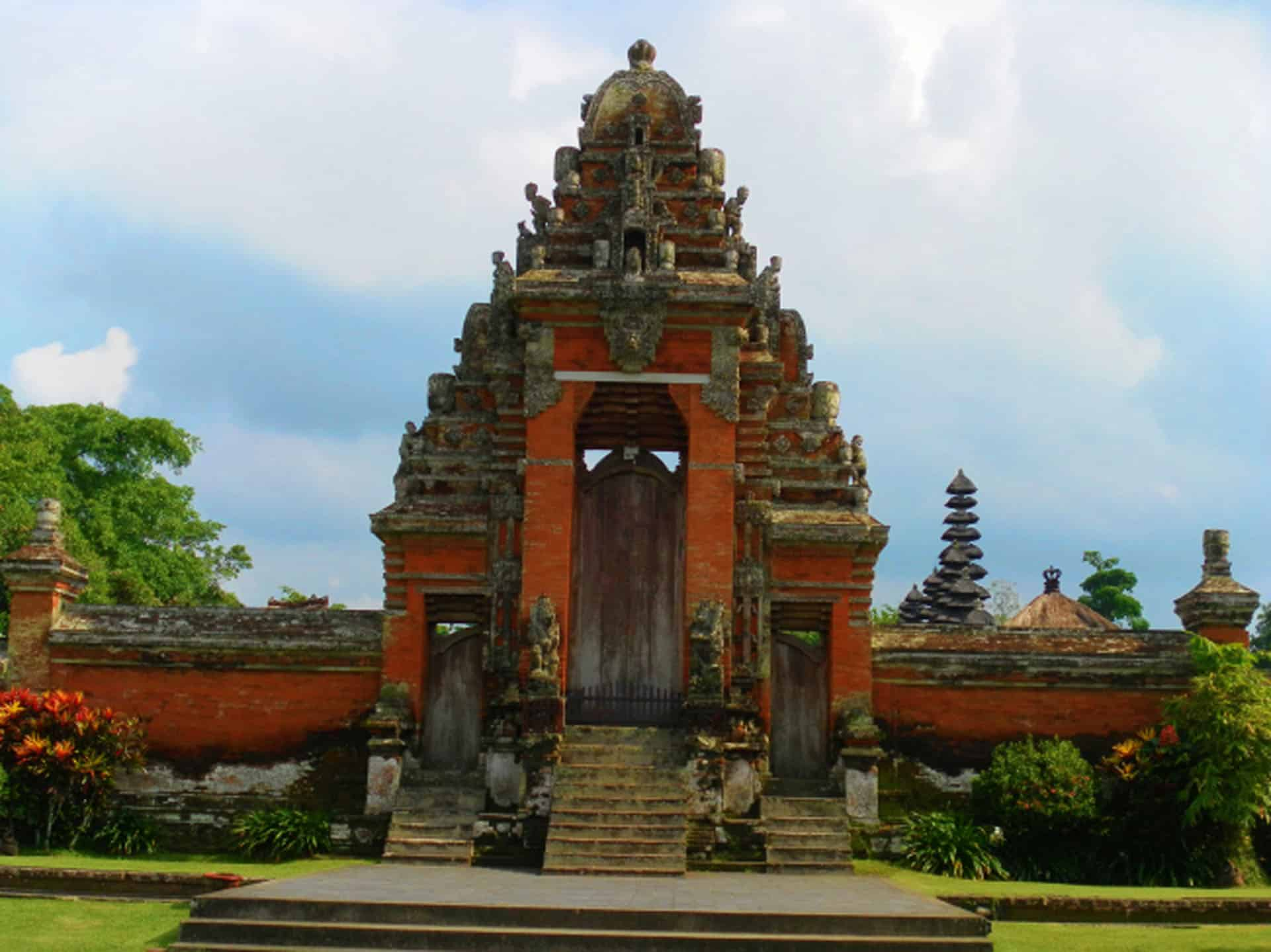 mengwi's royal temple bali
