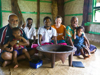 Tao Village Visit – Cannibals and Caves of Fiji