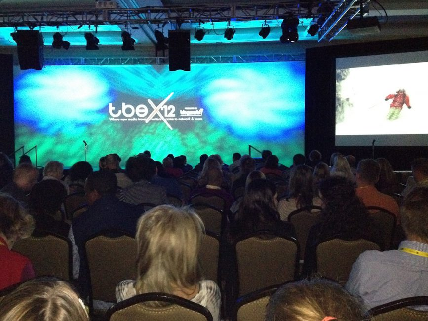 Travel Blog Exchange Opening Key Note