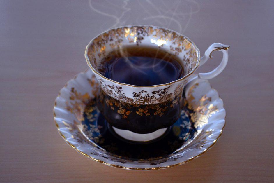 edinburgh 2 days tea at Clarinda's