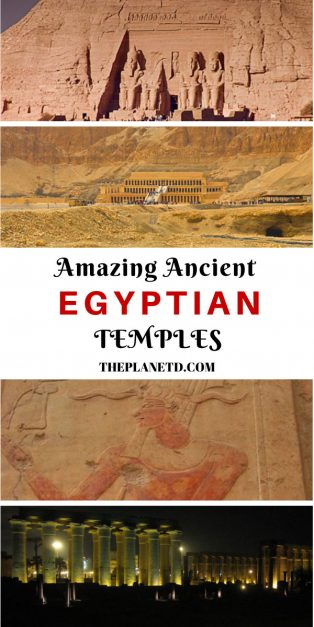 amazing temples of egypt