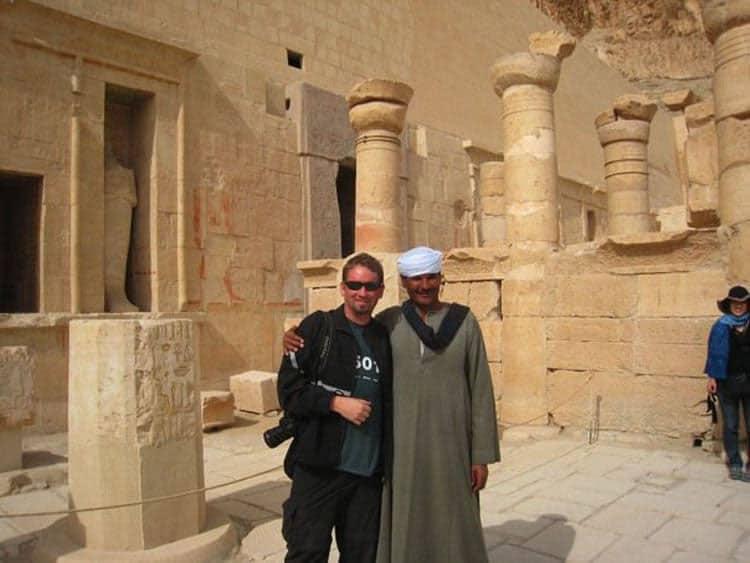 ancient egyptian temples karnak