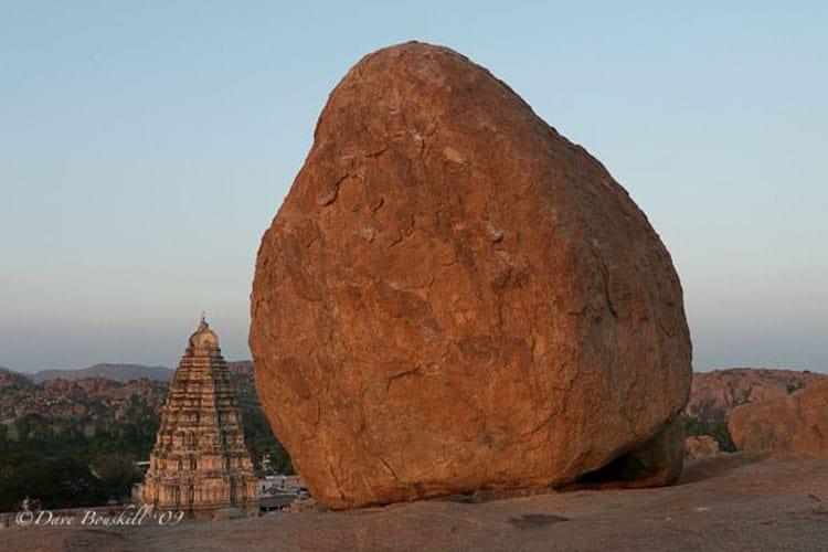 ancient city of hampi india