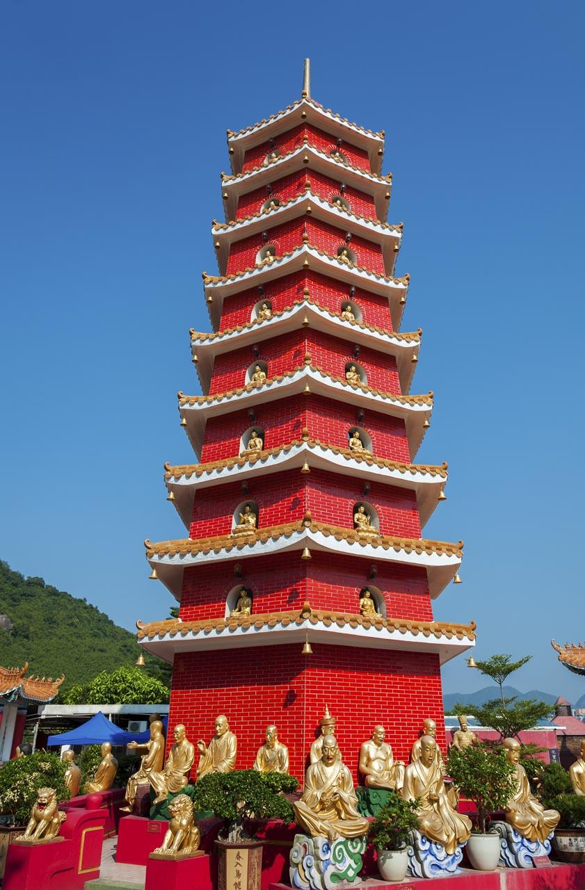buddha temple hong kong