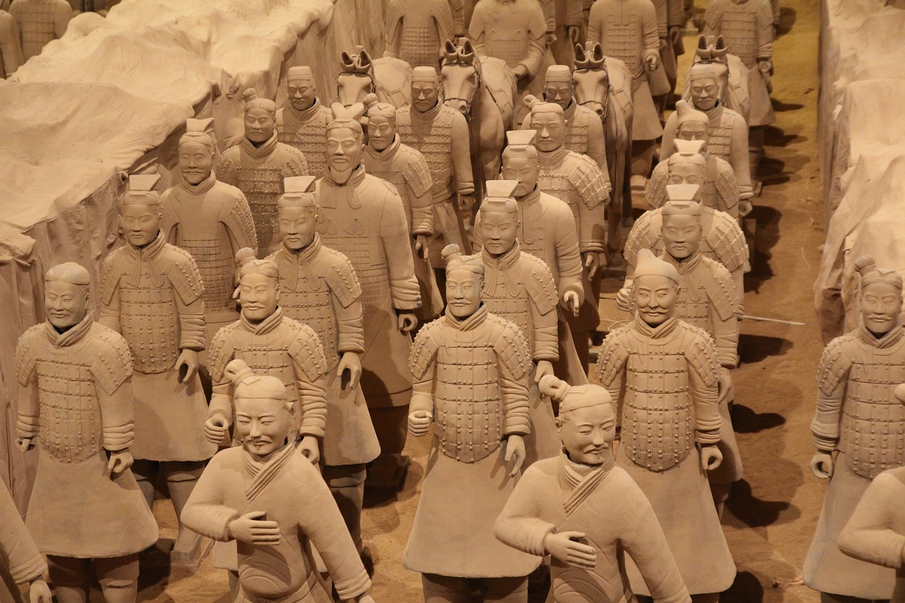what to do in China | terracotta Warriors