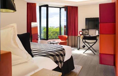 paris terrass luxury hotel