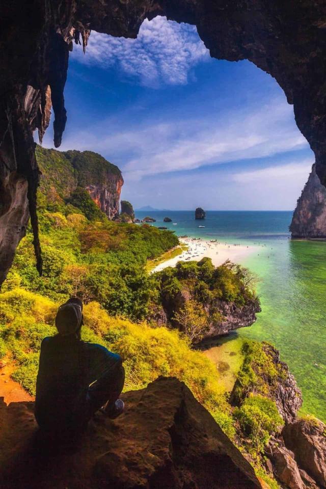 best thailand beaches phra nang