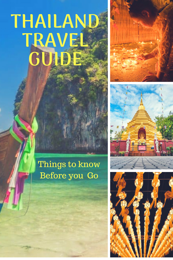 Thailand travel guide things to know and what not to do