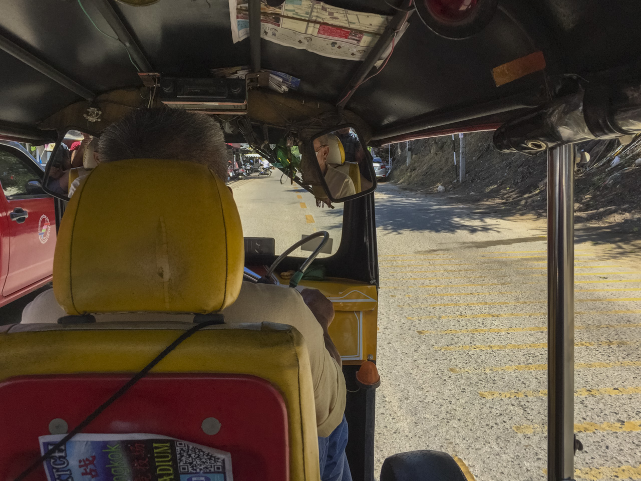 things to do in thailand tuk tuk