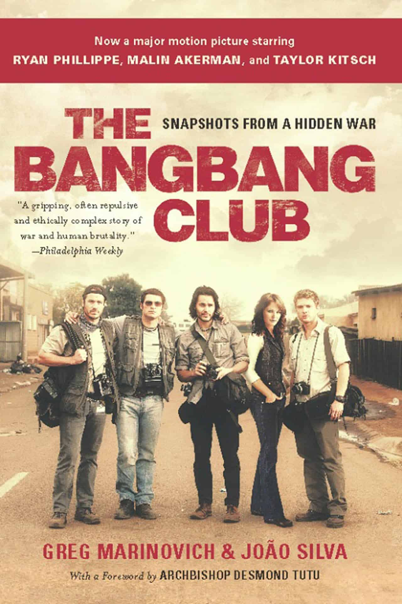 the bang bang club by greg marinovich and joao silva