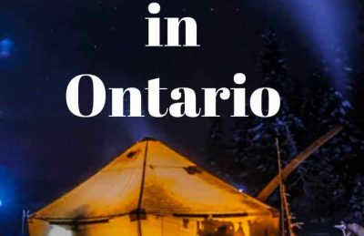 best places to camp in ontario