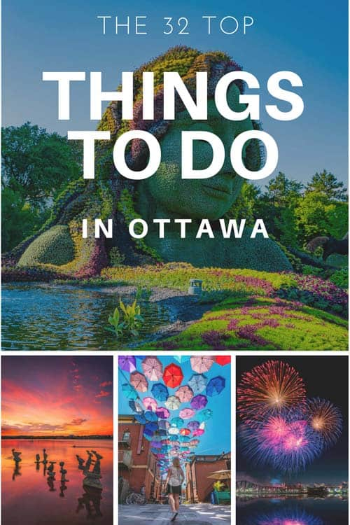 32 of the Best Things to do in Ottawa