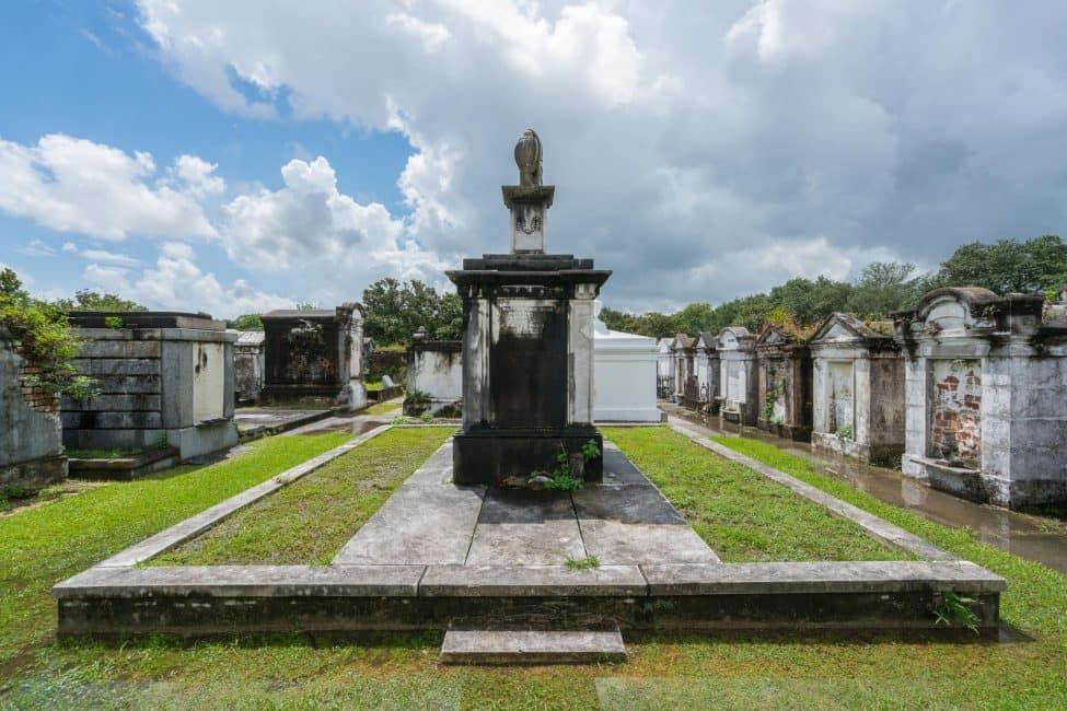 Lafayette Cemetery New Orlean